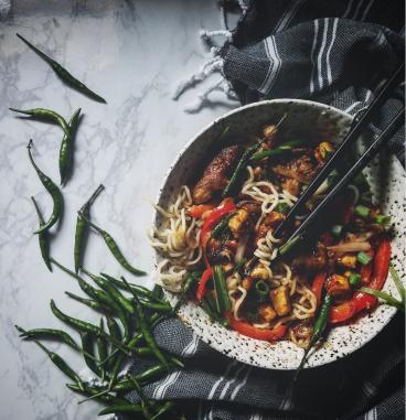 Spicey thai