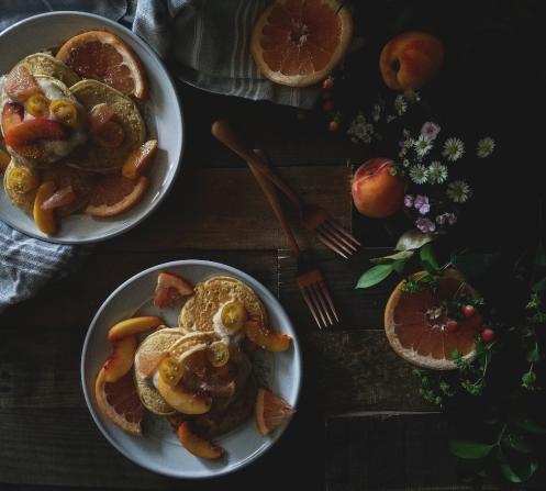 sweet pancake sunday
