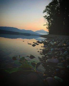 Lake McDonald, Glacier National Park