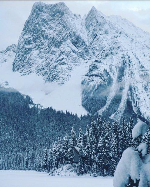 Emerald lake lodge, British Columbia